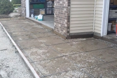 Concrete-apron-work-in-progress-Concrete-Excellence-Burnsville-MN