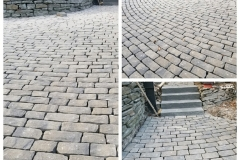 Driveway-Pavers-with-Cobble-stone-look-in-Bloomington-MN