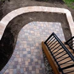Brick-paver-arial-patio-Concrete-ExcellenceBurnsville-MN