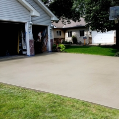 Concrete-New-flat-Driveways-Concrete-Excellence-Burnsville-MN