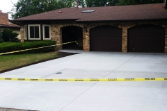 Concrete-New-Driveways-Concrete-Excellence-Burnsville-MN