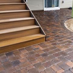 Brick-paver-patio-steps-Concrete-ExcellenceBurnsville-MN