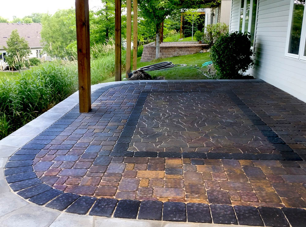 Pavers - Concrete Excellence - Burnsville, MN on Backyard Brick Pavers id=56023