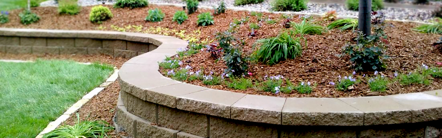 Retaining Walls Concrete Excellence Burnsville Mn