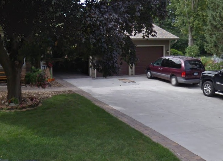 This Mendota Heights concrete contractor job was a great one - Concrete Excellence